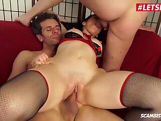 Letsdoeit - Hot Italianas Esposa compartida por Marido