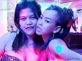 Thai pattaya bargirls franceză sărut (10 octombrie 2020, pattaya)