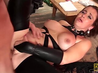 Pascalssubsluts - milf Lizzy Lovers anal dominație bdsm