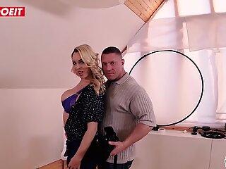 LetSdoeit - Mami și Fotograful Steplight Seducre și Fuck Fotograf