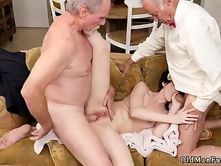 Old hairy masturbation Frannkie goes down the Hersey highway