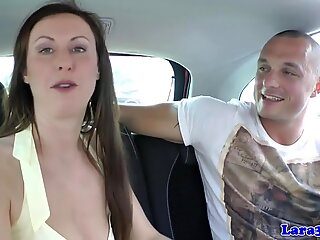 Pounded classy mature jizzed in mouth