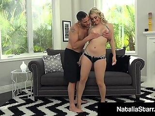 Polacco Pornostar Natalia Starr Immerso di acqua e sperma?