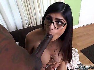 Japan blowjob swallow hd first time Mia Khalifa Tries A Big Black Dick - Renata Black