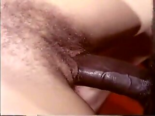 Vintage bbc on tight păroasă white pasarica